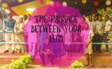 The Passage between your legs (1)